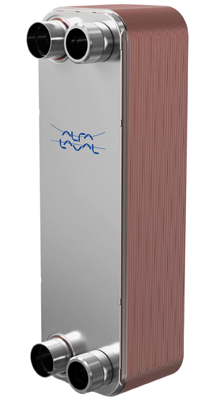 alfa laval brazed plate heat exchanger installation manual