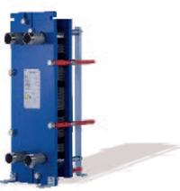 M-series plate heat exchanger
